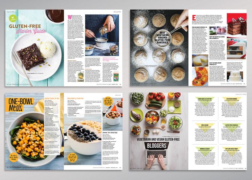 Revista Delight Gluten Free 4