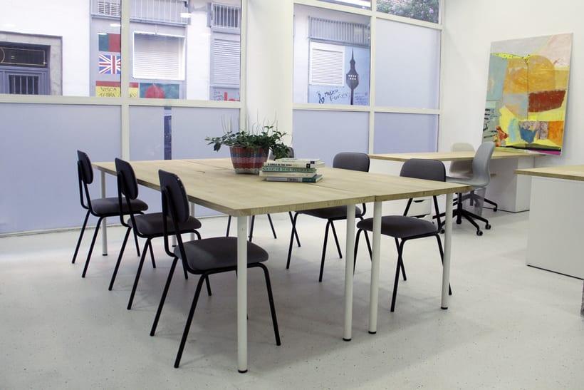 Espacios para diseñadores y artistas en Lavapiés, Madrid 6