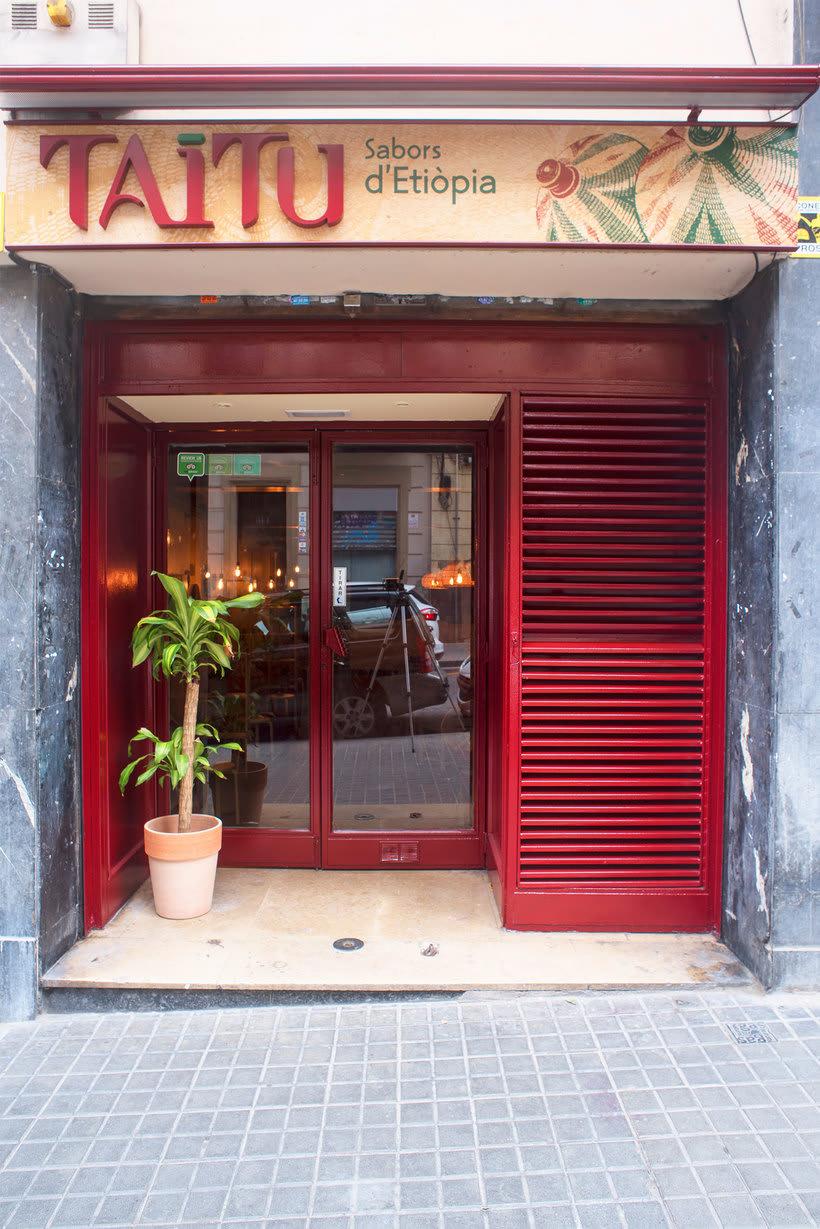TAITU restaurante 14
