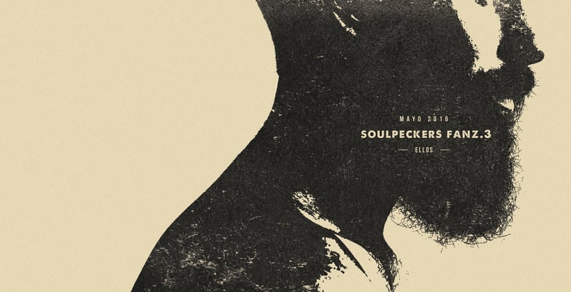 Portadas fanzines Soulpeckers 0