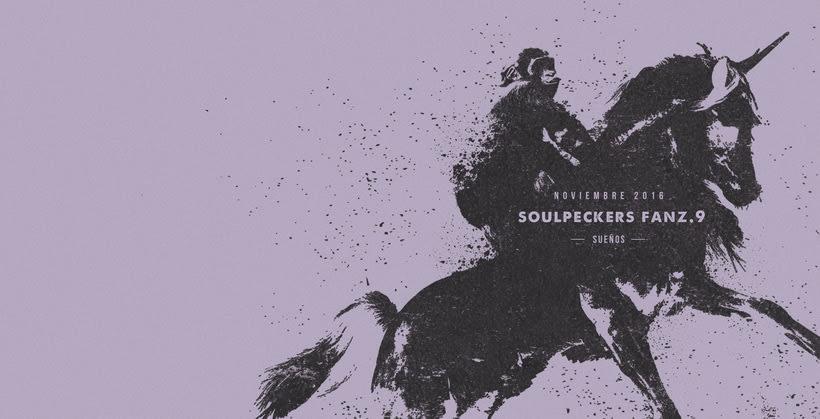 Portadas fanzines Soulpeckers 2