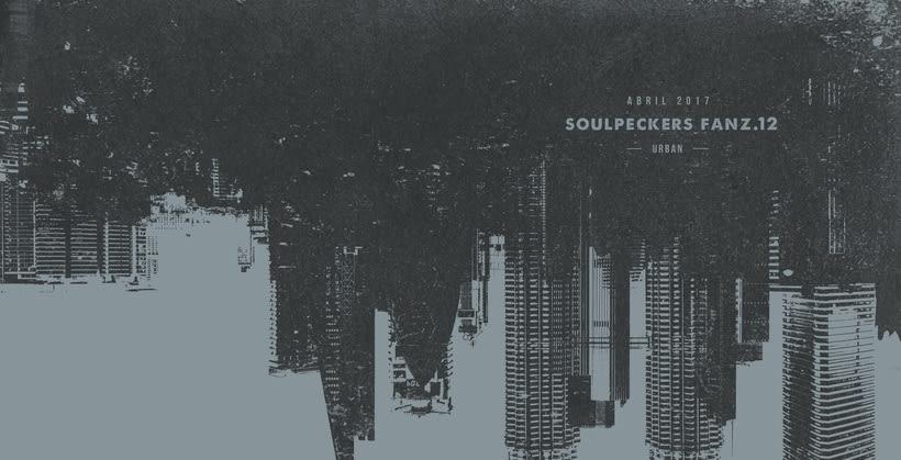 Portadas fanzines Soulpeckers 3