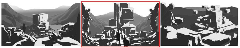 Mi Proyecto del curso: Concept art para videojuegos 3