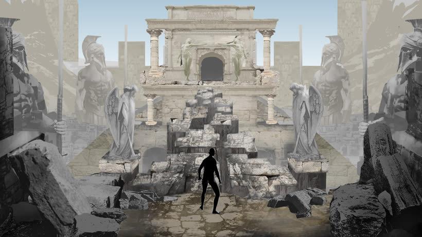 Mi Proyecto del curso: Concept art para videojuegos 8