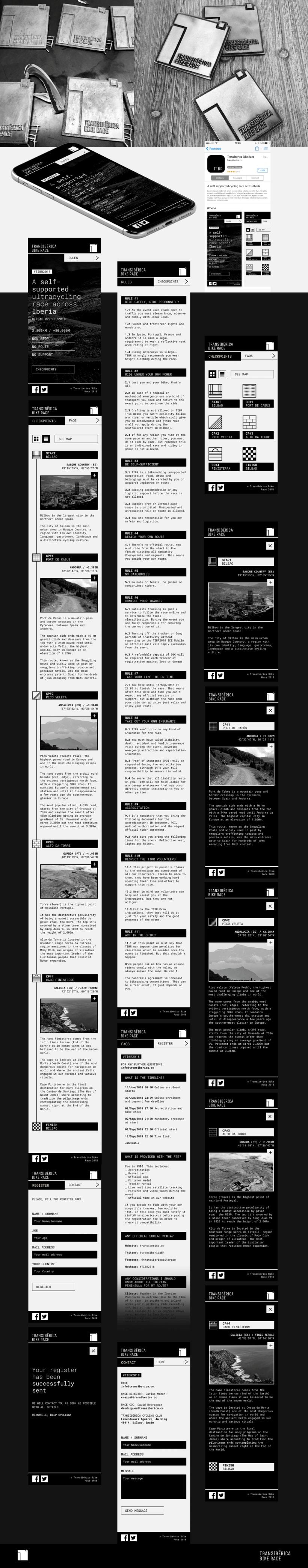 Transibérica Bike Race 4