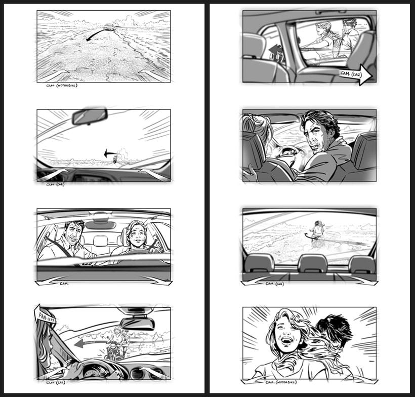 Todos lo saben - Storyboards 5
