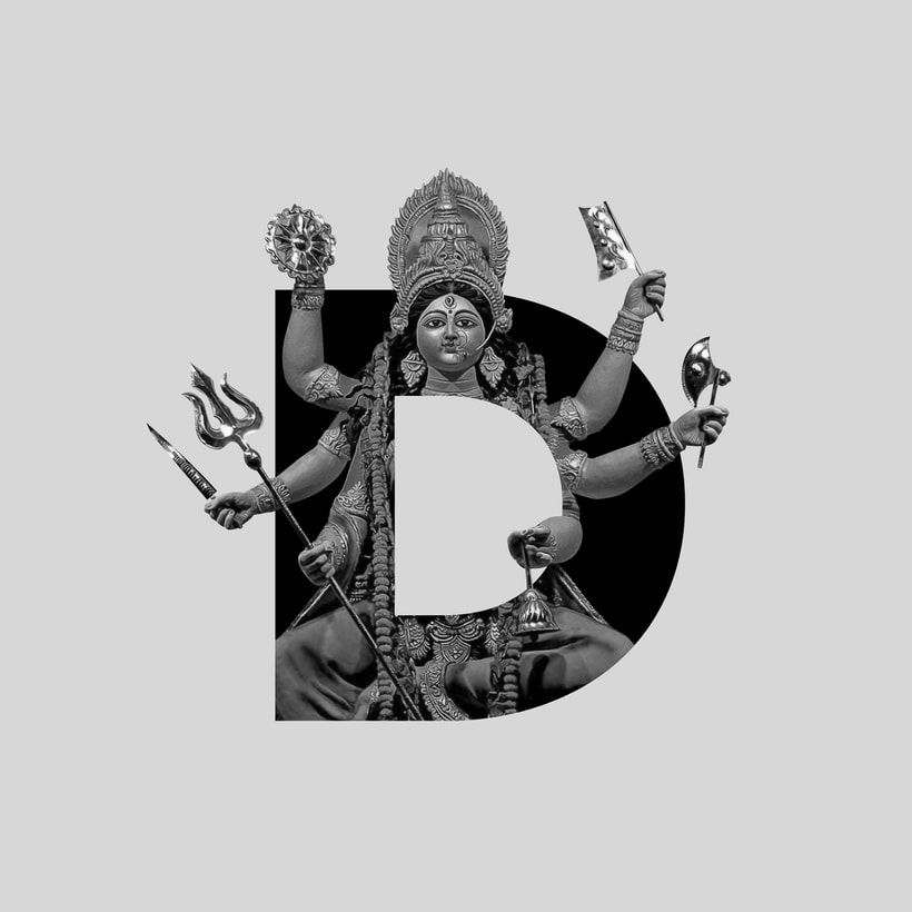 Divine Type / 36 Days Of Type 5