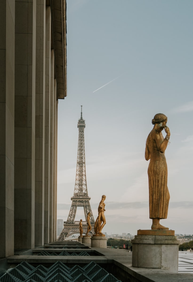 Perspectivas de la Torre Eiffel 2