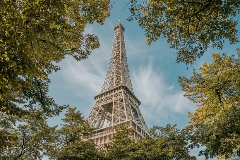 Perspectivas de la Torre Eiffel 4