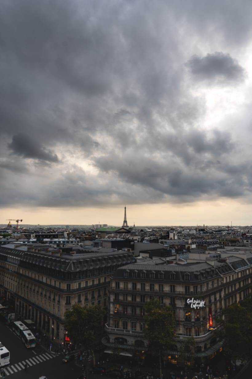 Perspectivas de la Torre Eiffel 5