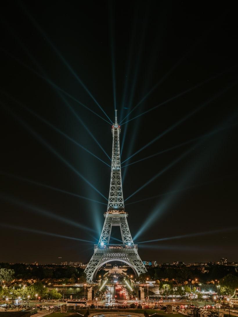 Perspectivas de la Torre Eiffel 7