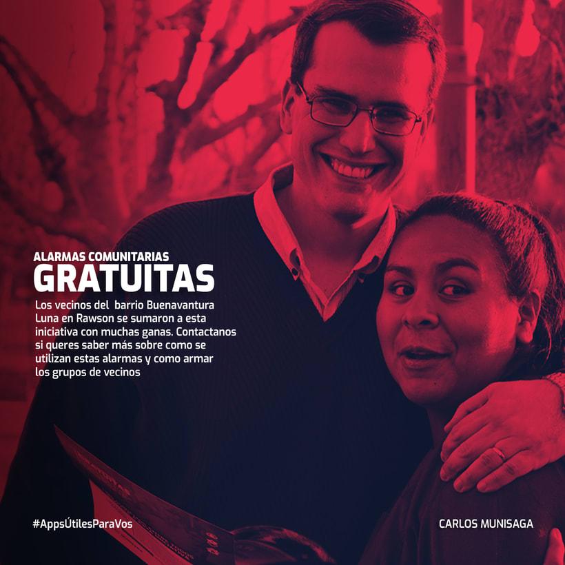Carlos Munisaga - Diputado Provincial 14