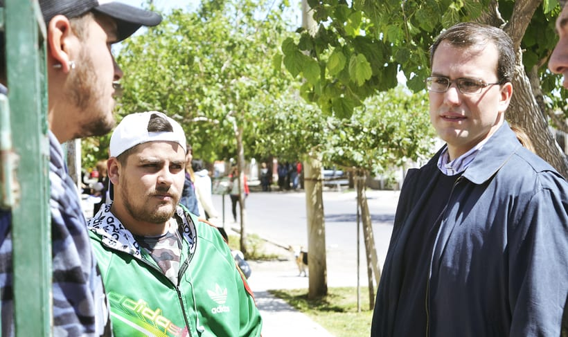Carlos Munisaga - Diputado Provincial 35
