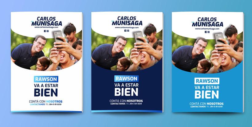 Carlos Munisaga - Diputado Provincial 70