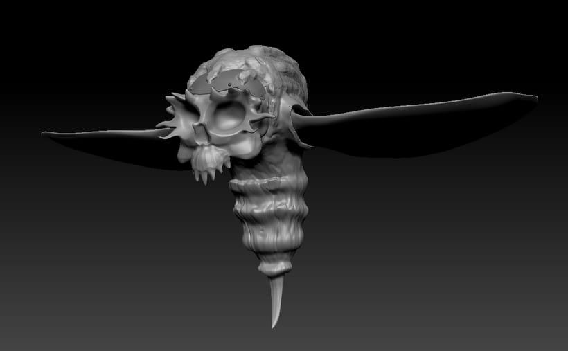Mi Proyecto del curso: Modelado de personajes en 3D 7
