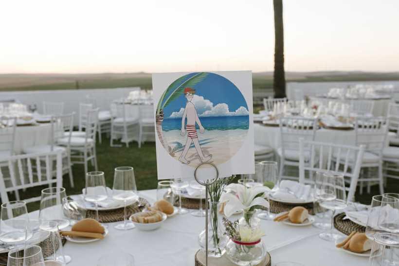 WEDDING || ORGANIZACIÓN DE MESAS 15