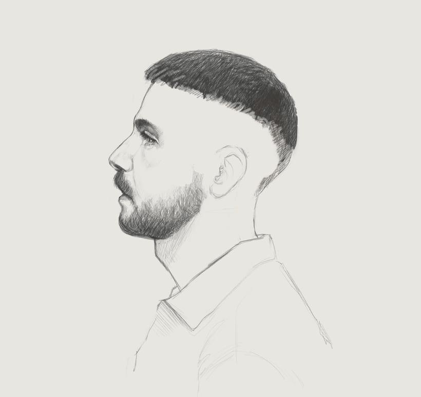 Mi Proyecto del curso: Ilustración digital con lápices de colores -1