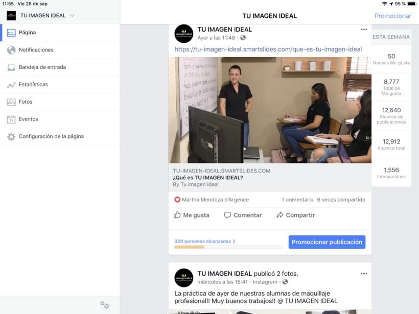 Mi Proyecto del curso: Introducción a las redes sociales para emprendedores creativos 1