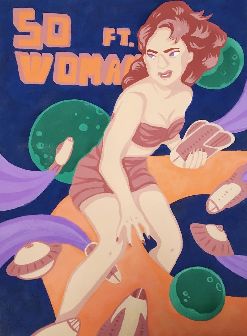 50 Feet Woman: Girls needs her 6