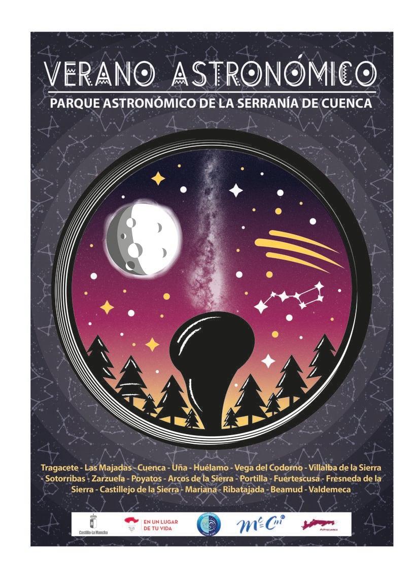 Cuenca Starlight: Verano Astronómico 1