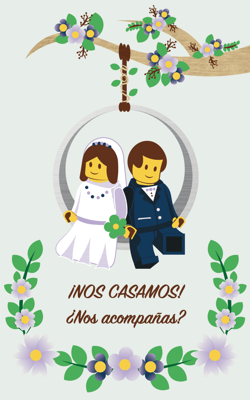 Invitación de bodas -1