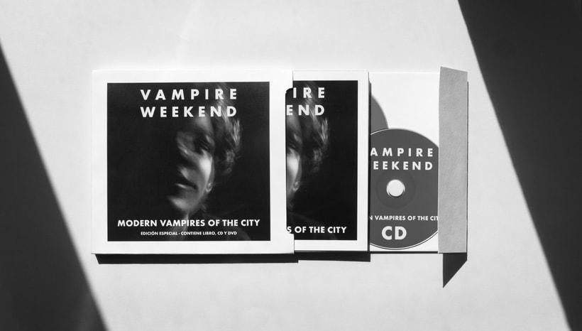 Edición especial Vampire Weekend 2