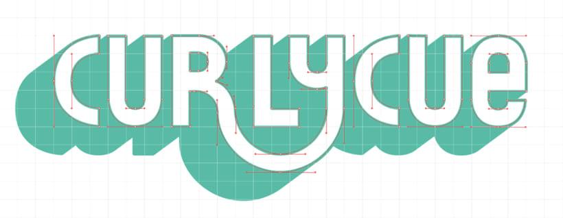 Branding para Curlycue 2