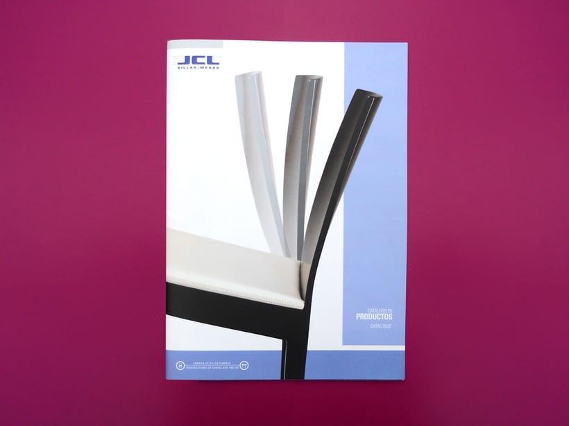 JCL - Diseño de Catálogo 1