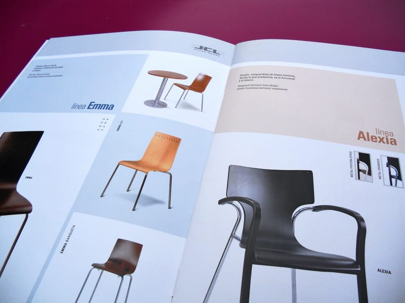 JCL - Diseño de Catálogo 7