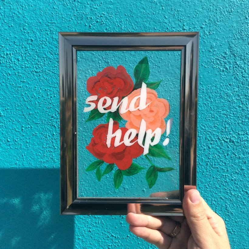Send Help! -1