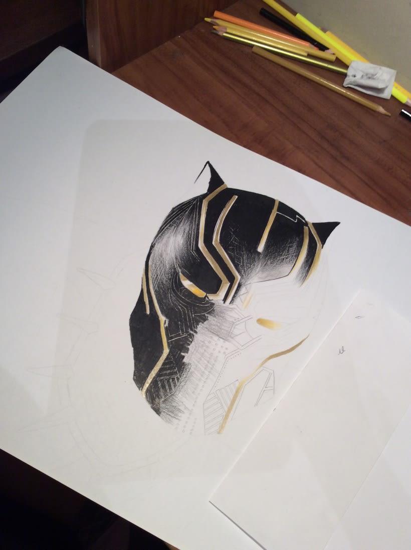 Hero: Black Panther  0