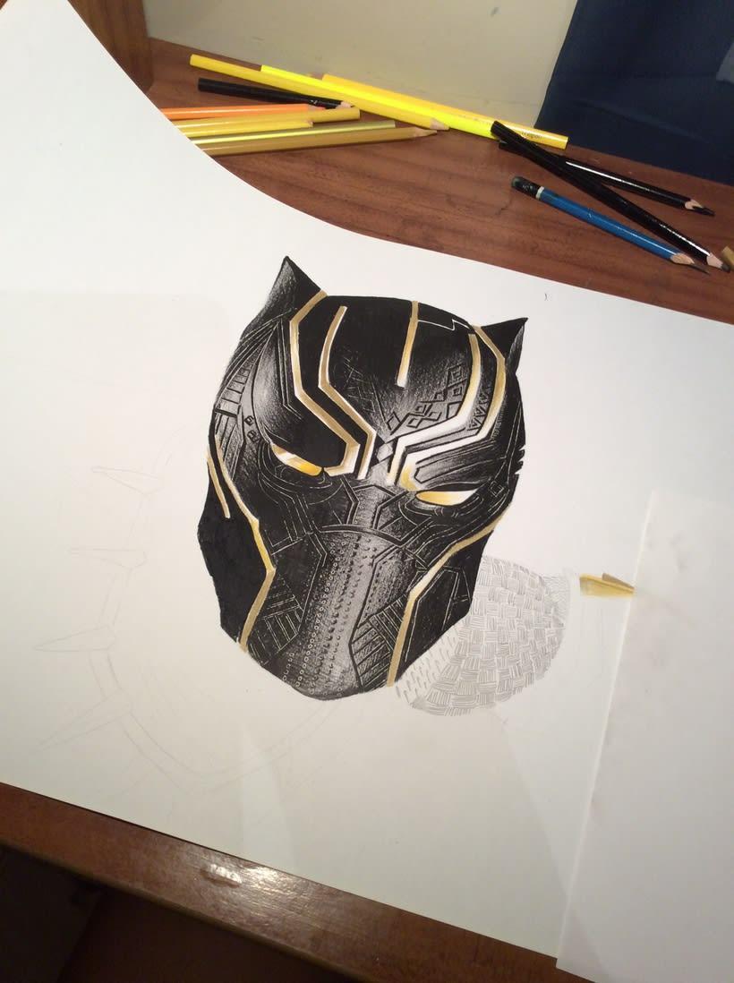 Hero: Black Panther  1