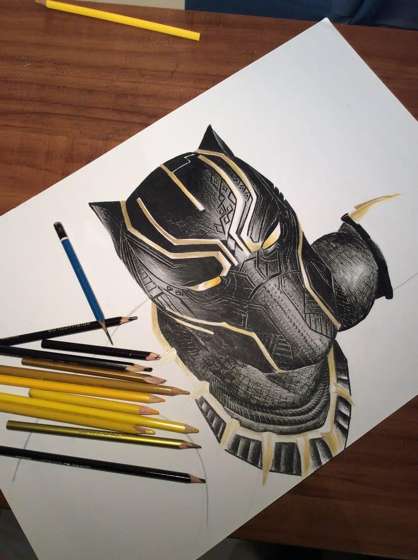Hero: Black Panther  2