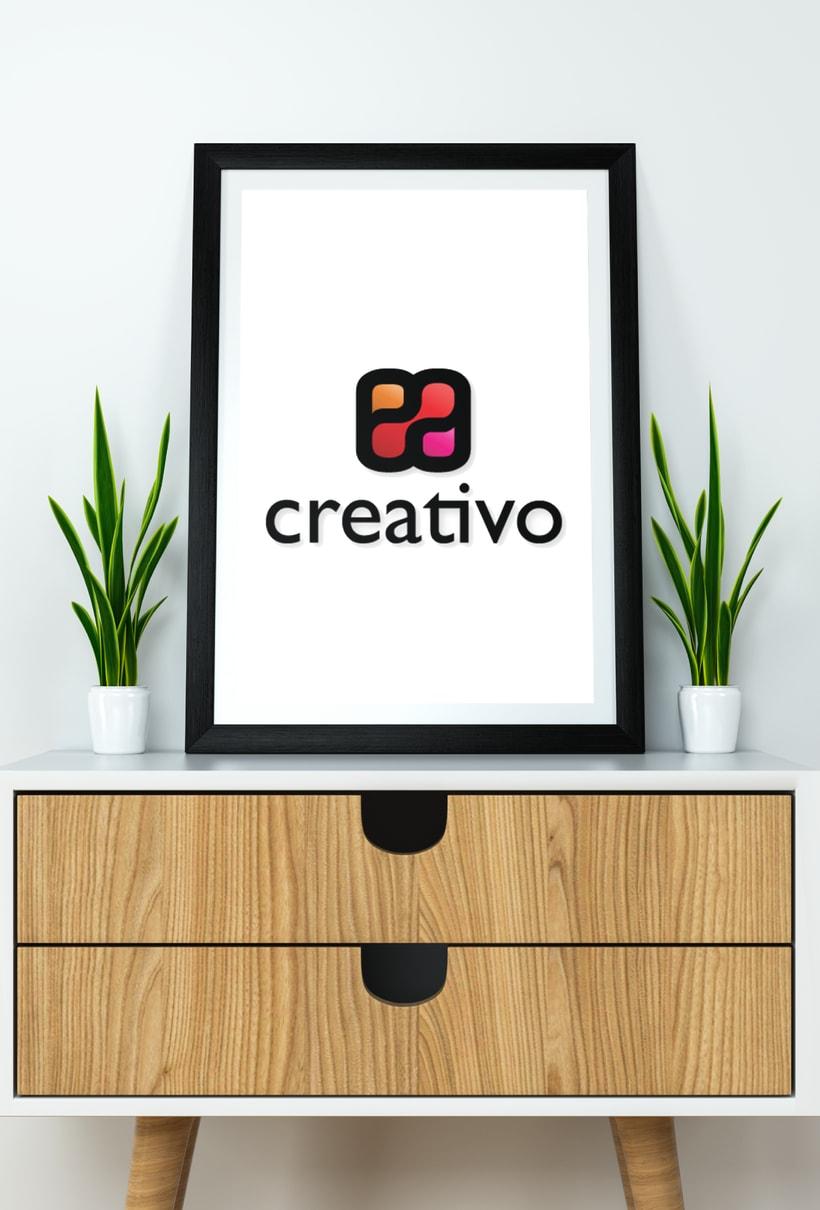 Mi Proyecto del curso: Tipografía y Branding: Diseño de un logotipo icónico 3