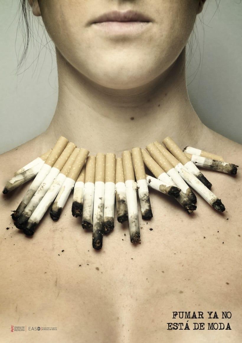 Campaña contra el tabaco -1
