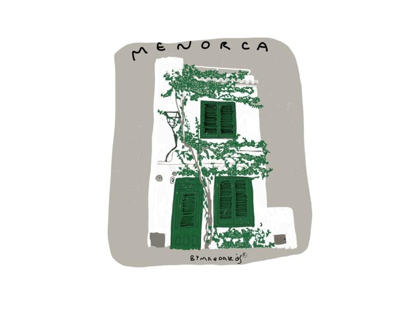 Mis Ilustraciones: Paisajes, Arquitectura, Streetmotivattion 4