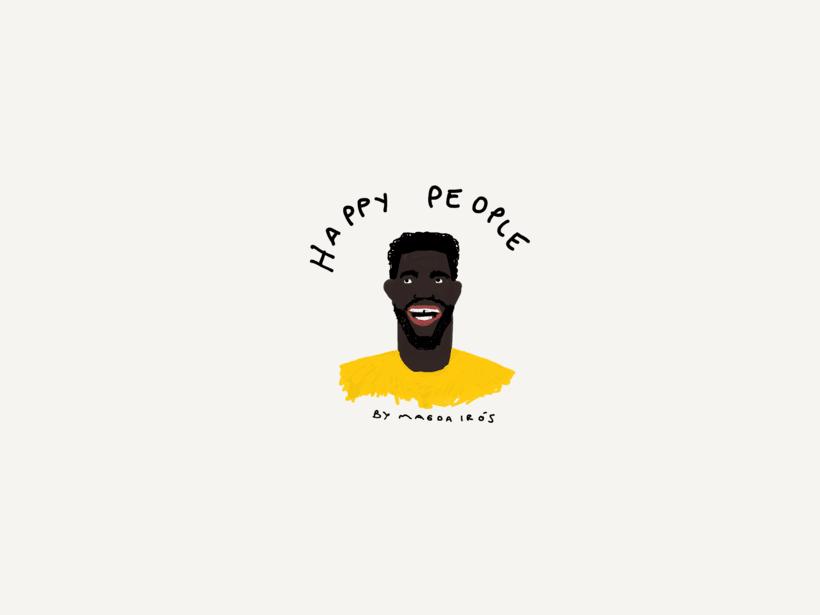 Mis Ilustraciones: Gente, Personajes 10