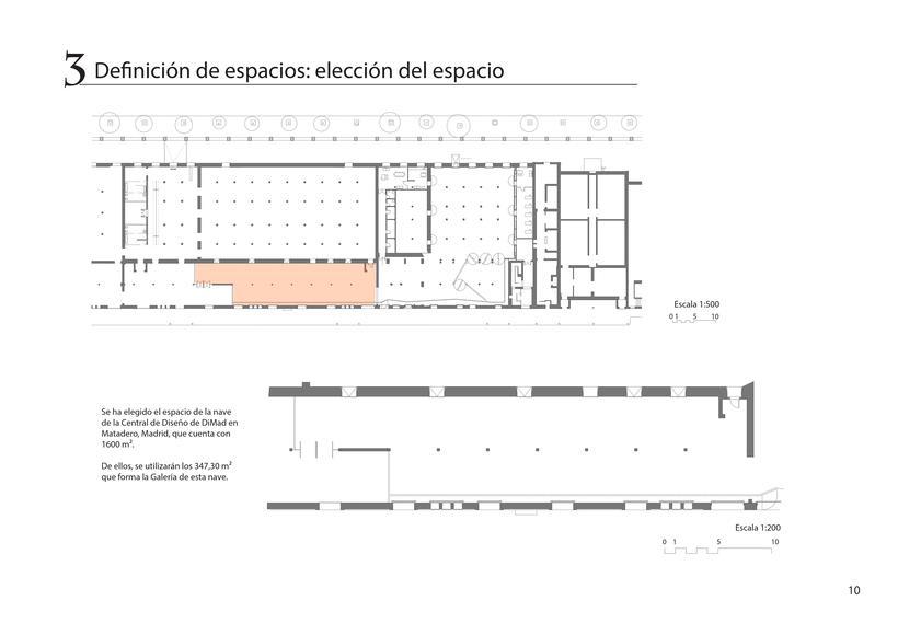 Diseño de oficina + showroom para Pixar en Matadero Madrid 8