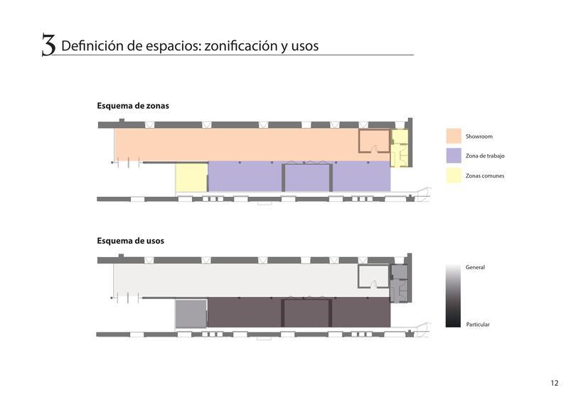 Diseño de oficina + showroom para Pixar en Matadero Madrid 10