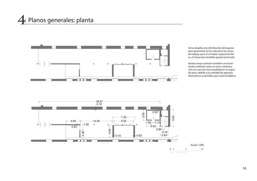 Diseño de oficina + showroom para Pixar en Matadero Madrid 14