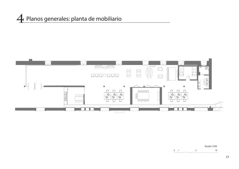 Diseño de oficina + showroom para Pixar en Matadero Madrid 15