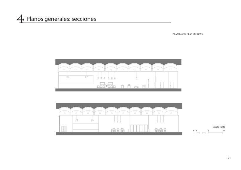 Diseño de oficina + showroom para Pixar en Matadero Madrid 19
