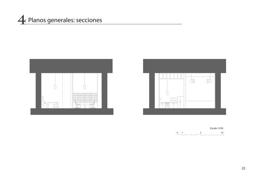 Diseño de oficina + showroom para Pixar en Matadero Madrid 20