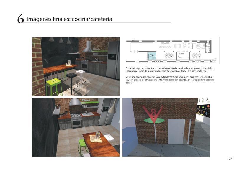 Diseño de oficina + showroom para Pixar en Matadero Madrid 25