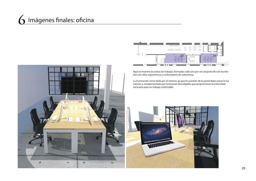 Diseño de oficina + showroom para Pixar en Matadero Madrid 27