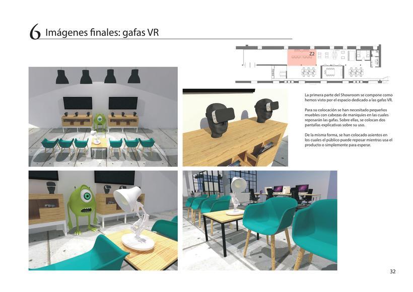 Diseño de oficina + showroom para Pixar en Matadero Madrid 30