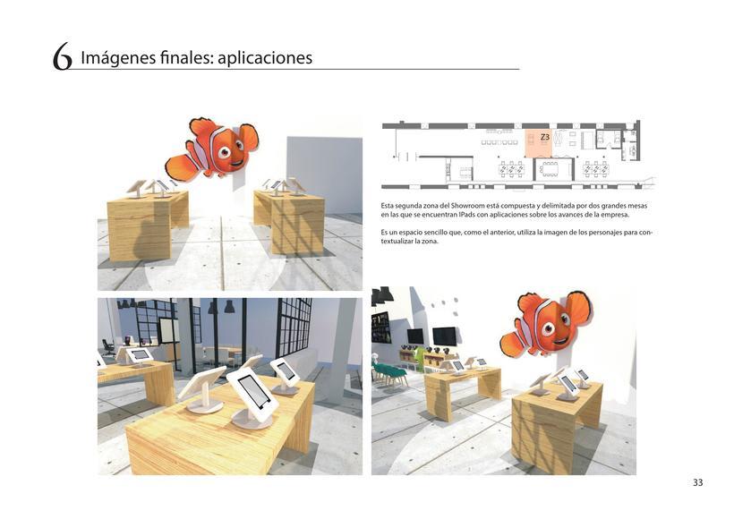 Diseño de oficina + showroom para Pixar en Matadero Madrid 31