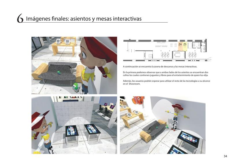 Diseño de oficina + showroom para Pixar en Matadero Madrid 32
