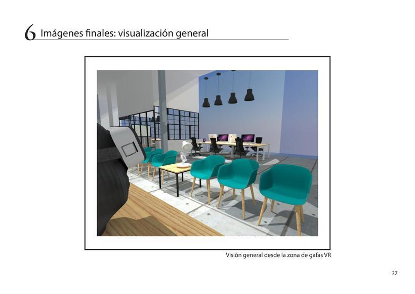Diseño de oficina + showroom para Pixar en Matadero Madrid 35