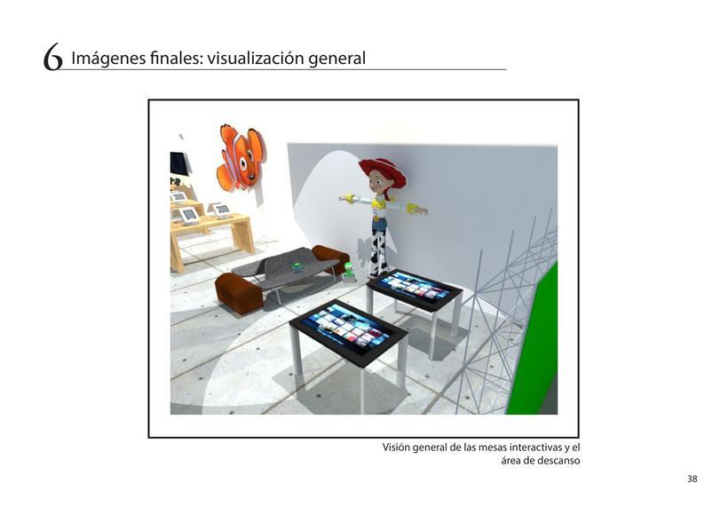 Diseño de oficina + showroom para Pixar en Matadero Madrid 36